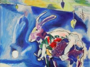 chagall le rêve